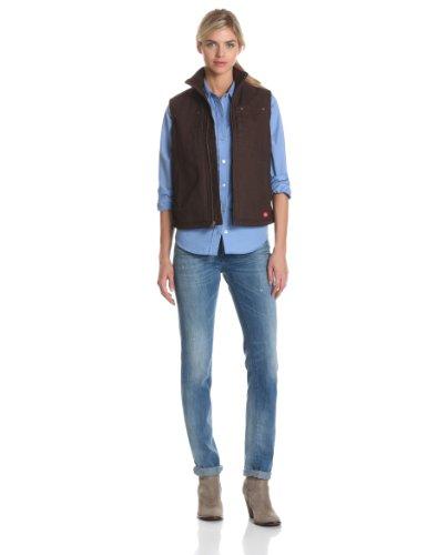 Dickies Womens Sanded Duck Vest