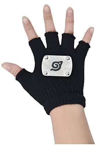 DAZCOS Kakashi Kid Gloves Cosplay Costume