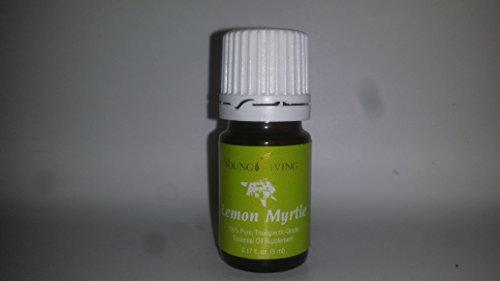 Young Living Essential Oils - Lemon Myrtle - 5 ml