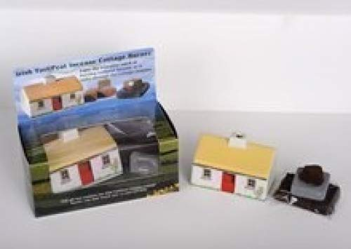 Irish Turf/Peat Incense Cottage Burner for sale  Delivered anywhere in USA