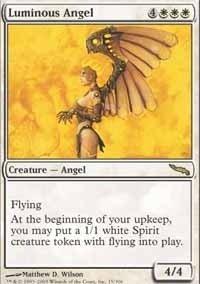 Magic: the Gathering - Luminous Angel - Mirrodin