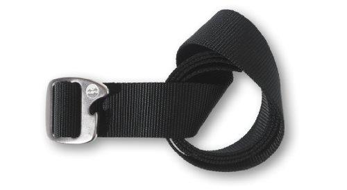 - KAVU Unisex Beber Belt, Black, Large