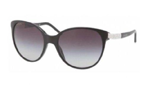 BVLGARI BV 8101B Sunglasses 501/8G Black Gray Gradient - Bvlgari 2012 Sunglasses