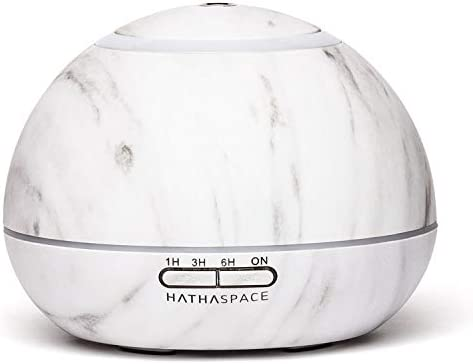 Hathaspace Essential Aromatherapy Ultrasonic Humidifier