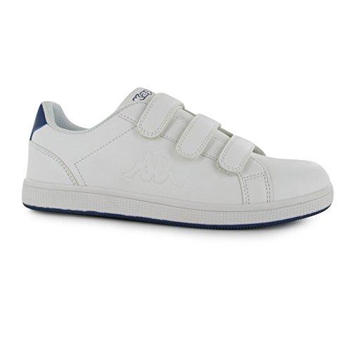 Kappa maresas 2Zapatillas Para Hombre Wht deporte zapatos Zapatillas calzado, blanco