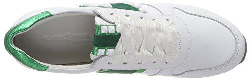 Kennel und Schmenger Lion, Baskets Femme Weiß (Bianco/Smaragd Sohle Weiß)