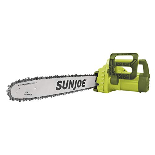 Sun Joe SWJ701E-RM 18-Inch 14-Amp Electric Chain Saw (Renewed)
