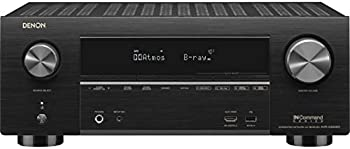 Denon AVR-X3500H 7.2 Ch. 4K Ultra HD Network A/V Receiver