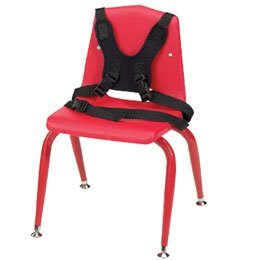Sammons Preston Sammons Preston® Classroom Activity Chair (557690 Small Red)