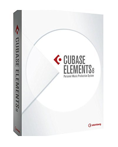 Steinberg Cubase Elements - Steinberg Cubase Elements 8 Personal Music Production System EDU