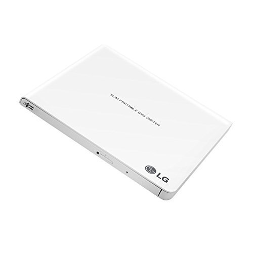 LG KP65NW70 Portable DVD Writer External ODD Smart Phone (Android) Direct Connect, CD Ripping to Smart (Direct Connect Phone)