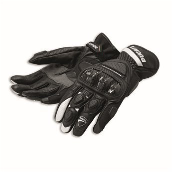 Ducati Sport 2 Gloves Black 98102824 (XXXL)