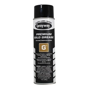 Sprayway SW294 G1 Premium Gold Grease 12/Case