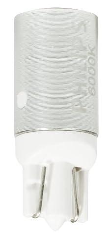 Philips T10 retrofit X-tremeVision LED 6000K Interior light, Fits 194, 168 (Pack of 2) (71 Chevelle Led Tail Lights)