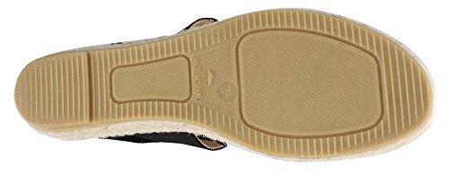 Kanna Kvinder, Kv8022 Loafers Sort