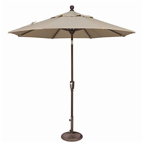 SimplyShade Catalina Patio Umbrella in Beige (Simply Umbrella Shade)