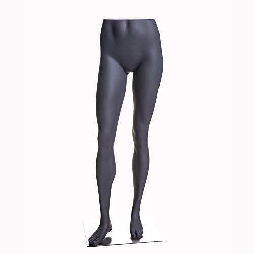 (MZ-HEF22LEG) High end Quality. Eye Catching Female Headless Mannequin Leg, Athletic Style. Standing Pose. by Roxy Display (Image #8)