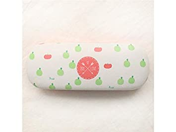 Plsonk Estuche para Gafas Lovely Fruit Pattern Eyeglasses ...