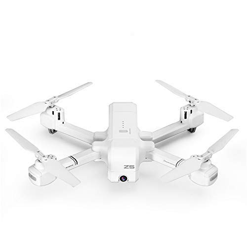 MOZATE SJRC Z5 Quadrocopter with HD 720P Camera GPS Drone 2.4G WiFi FPV Altitude Hold Follow Me (White) by MOZATE (Image #10)