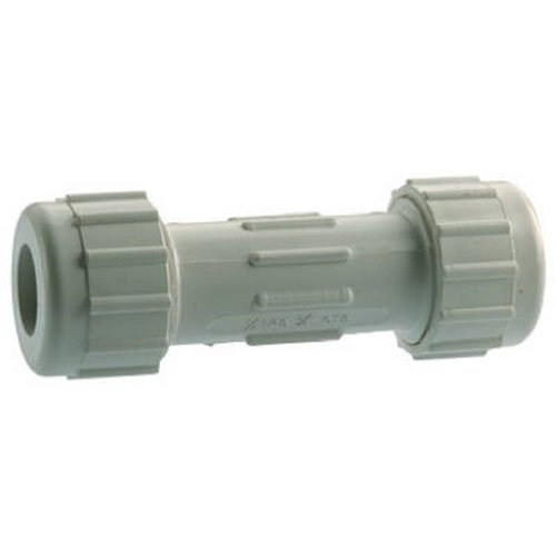 032888601062 - B and K Industries 160-106 1-1/4-Inch PVC Compression Couplings carousel main 0