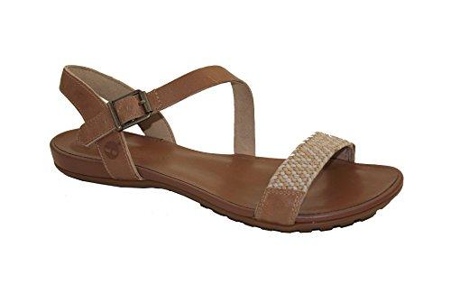 Timberland Harborview Sandal Rem Anke Beige Sandales Sommer Damer Sandaler 8uEUWq