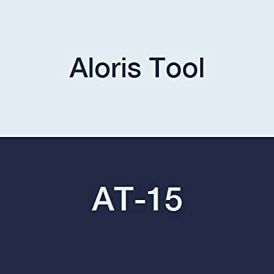 ALORIS AT-15 LONG SWIVEL TYPE INSERT TOOL HOLDER