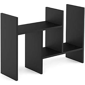 Amazon Com Fitueyes Desktop Organizer Office Storage Rack