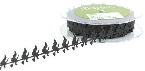 May Arts Ribbon, Black Witches by May Arts