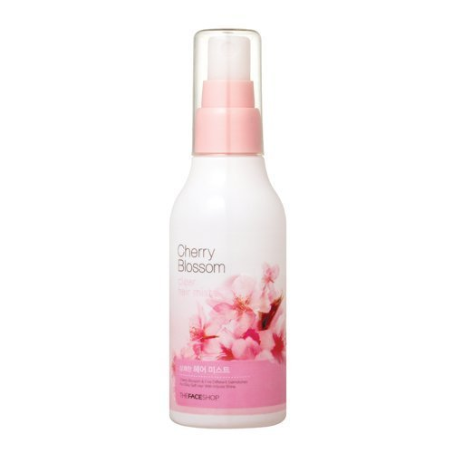The Face Shop Jewel Therapy Cherry Blossom Clear Hair Mist 100ml