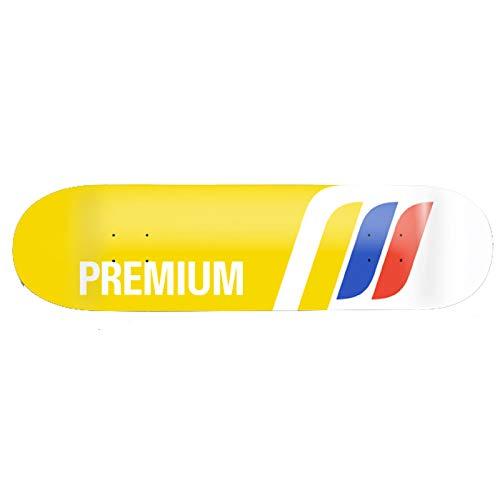 大切な プレミアム スケートボード (PREMIUM) YELLOW TEAM LOGO スケートボード YELLOW (PREMIUM) 8.0 B07RDDQ76L, e-SHOPキャリオール:8abcdcc4 --- domaska.lt