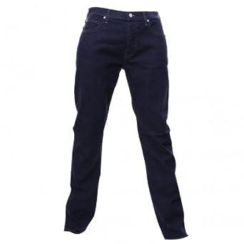23d146253110 Armani Jeans - J21 - Regular Fit Dark Denim  Amazon.co.uk  Clothing