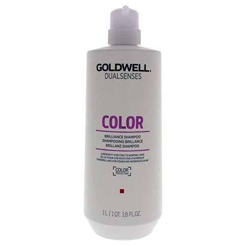 Color Shampoo By Goldwell for Unisex - 34 Ounce Shampoo, 34 Ounce ()
