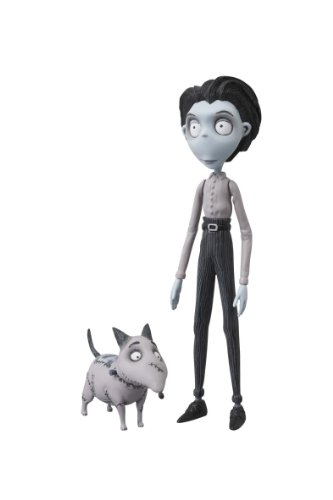 Medicom Toy Corporation Frankenweenie UDF Victor and Sparky Action Figure, 2-Pack]()