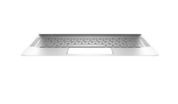 HP 909620-071 Carcasa inferior con teclado refacción para ...