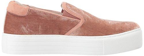 Kenneth Cole New York womens Joanie Slip on Platform Sneaker Velvet Blush uXtI1kzhQl
