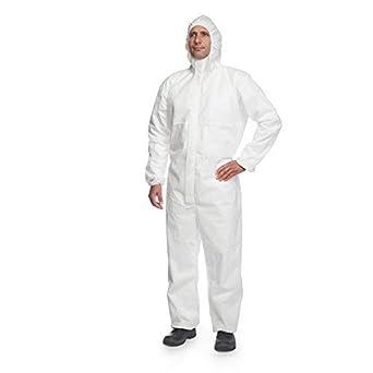 DuPont ProShield 20 - Traje de protección con capucha ...