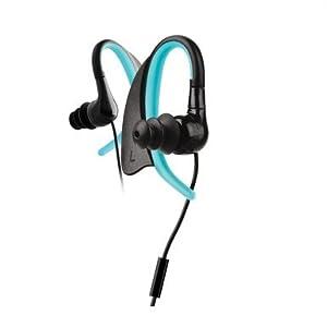 Urban Beatz Aqua Earbuds Waterproof Earphones with Mic & Remote