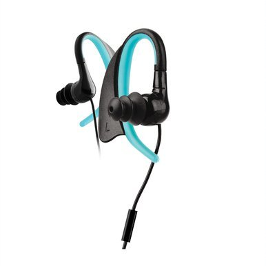 Urban Beatz Aqua Earbuds Waterproof Earphones with Mic & Remote