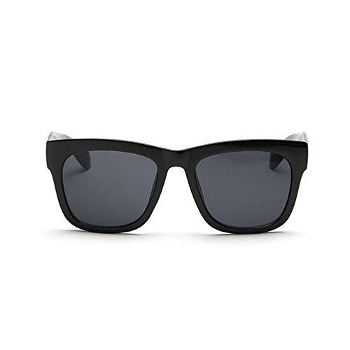 Aoligei Lunettes de soleil lunettes de soleil hommes dames grosse boîte star avec lunettes de soleil lunettes rétro JfPPdjQh