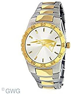 Game Time Mens NFL Two-Tone Executive Watch_x000D_