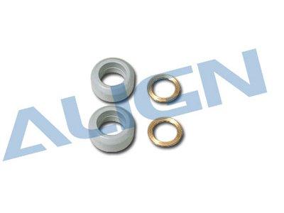 Align Damper Rubber/Gray 70 - HN6100 - Trex 550E/600/600N