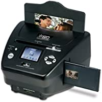 ION Pics2 SD Plus Photo Scanner - Turns Old Pics Digital