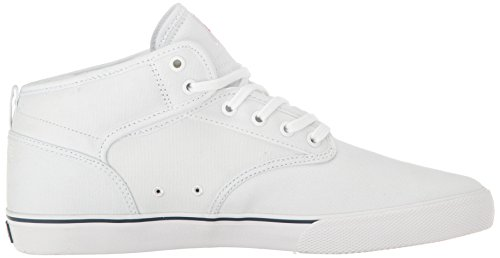 Globe Männer Motley Mid Skateboarding Schuh Weiß