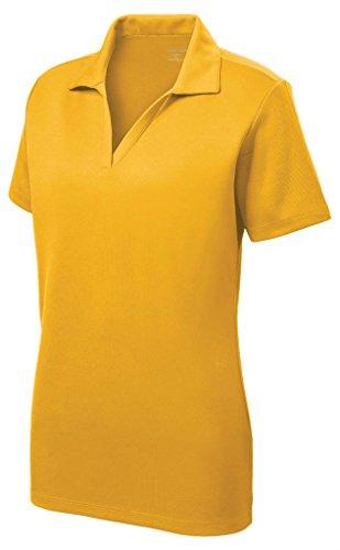 Women's Dri-Equip Short Sleeve Racer Mesh Polo ()