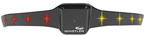 Whistler WHL-80 MotoGlo Wireless Motorcycle Helmet LED Brake and Turn Signal Indicator Safety Light, Full Helmet