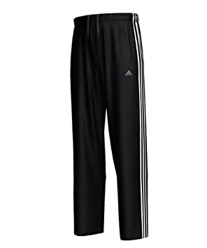 7d4f43f2e953 Adidas CR Ess 3s Woven Pants OH ClimaLite Mens Sports trousers jogging  bottoms track sweat tracksuit