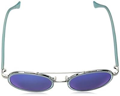Calvin Klein Unisex-Adult Calvin Klein Unisex Ck1225s Round Sunglasses