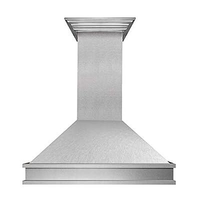 ZLINE 36 in. 900 CFM Designer Series Wall Mount Range Hood (8656S-36)