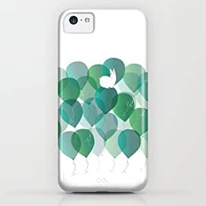 Society6 - Ballons iPhone & iPod Case by Babiole Design