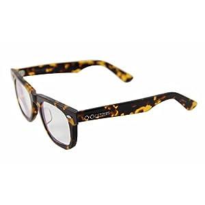 Progressive Multifocal Reading Glasses Varifocal- Invisible Bifocal Readers (+1.50, Tortoise)